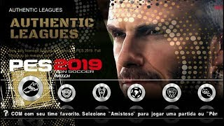 PES 2019 PPSSPP Android Offline 1.3GB Best Graphics New Kits & Transfers Update