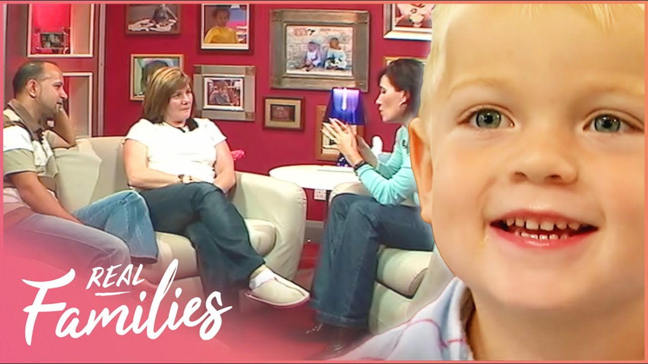 He Just Won't Stop Crying | House of Tiny Tearaways S2 Ep11 | Real Families with Foxy Games
