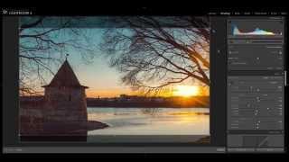 Урок 1 - Adobe Photoshop Lightroom - обработка пейзажа