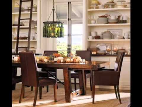 Easy DIY Dining room chandelier decorating ideas - YouTube
