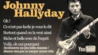 Johnny Hallyday - Je cherche une fille