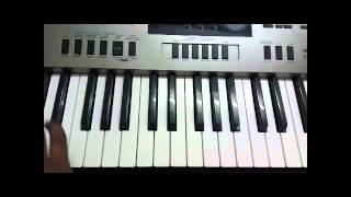 Download Hindi Video Songs - [How to play] kallam yen kadhali promo song from 24 in key board [piano tutorial]