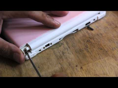 3ds XL Hinge Repair FREE