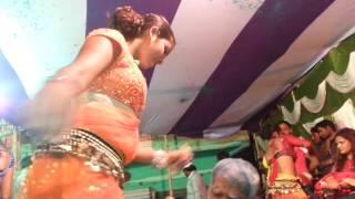 BIHAR JDU  MLA in arkestra dance