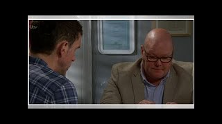 Emmerdale fans in TEARS as Marlon Dingle comforts Paddy Kirk as he breaks down over baby Margarit...