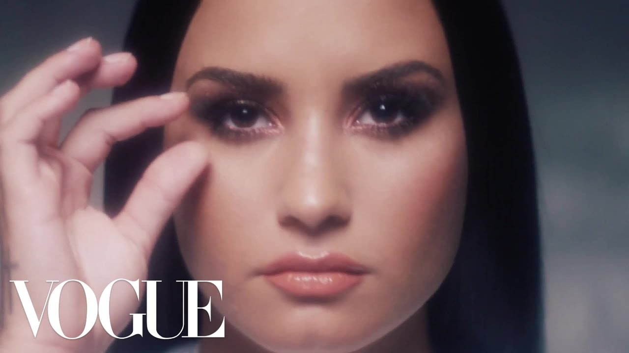 Demi's bizarre beauty secret
