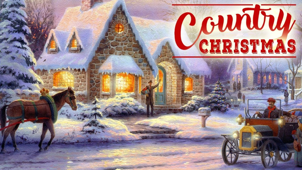 Classic Country Christmas Songs - Christmas Carols Playlist - Best Christmas Songs 2018 - YouTube