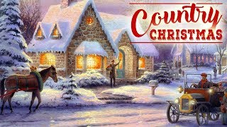 Classic Country Christmas Songs - Christmas Carols Playlist - Best Christmas Songs 2018