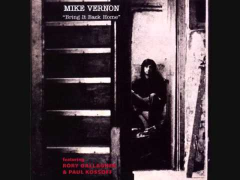 Mike Vernon - Brown Alligator