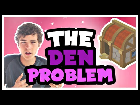 [Animal Jam] The Problem With Dens