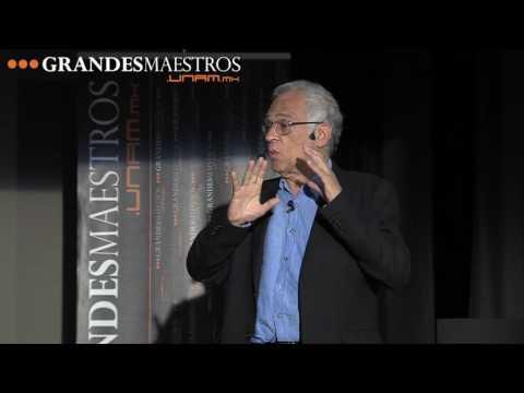 Juan Mora en Grandes Maestros.UNAM (Cuarta sesión 4/5)