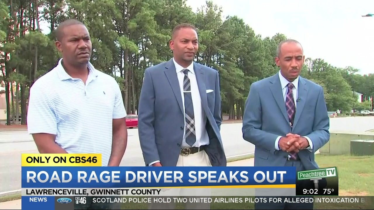 Man speaks out after dragging teen down highway in self defense from road rage