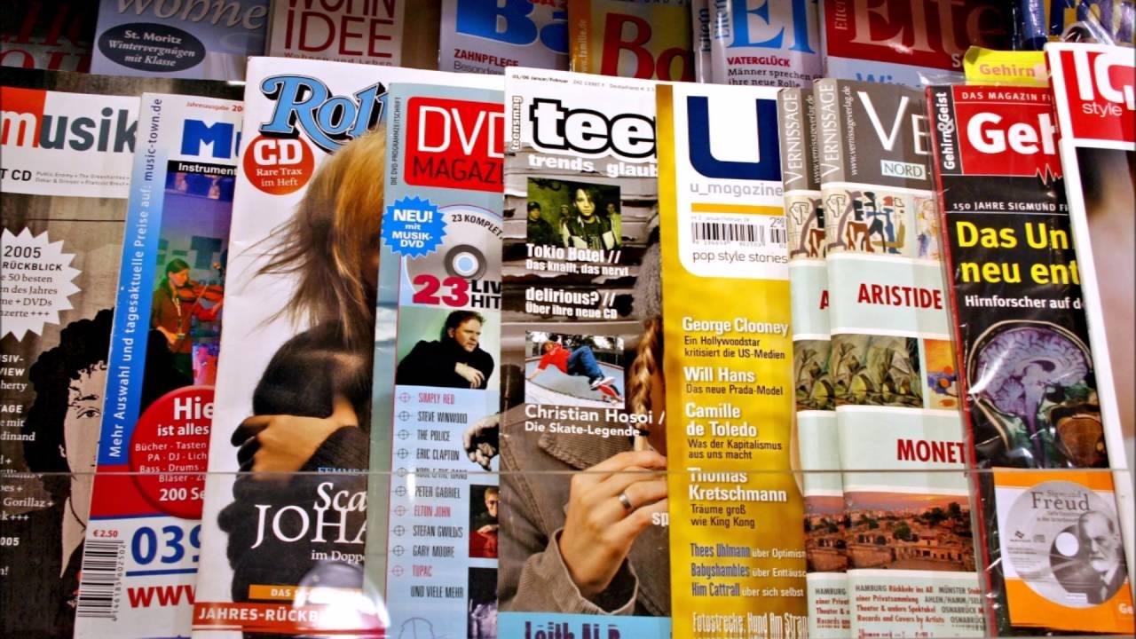 Tipos de revistas científicas