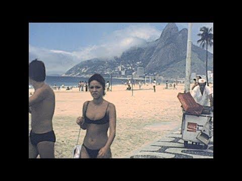 Rio de Janeiro 1977 archive footage