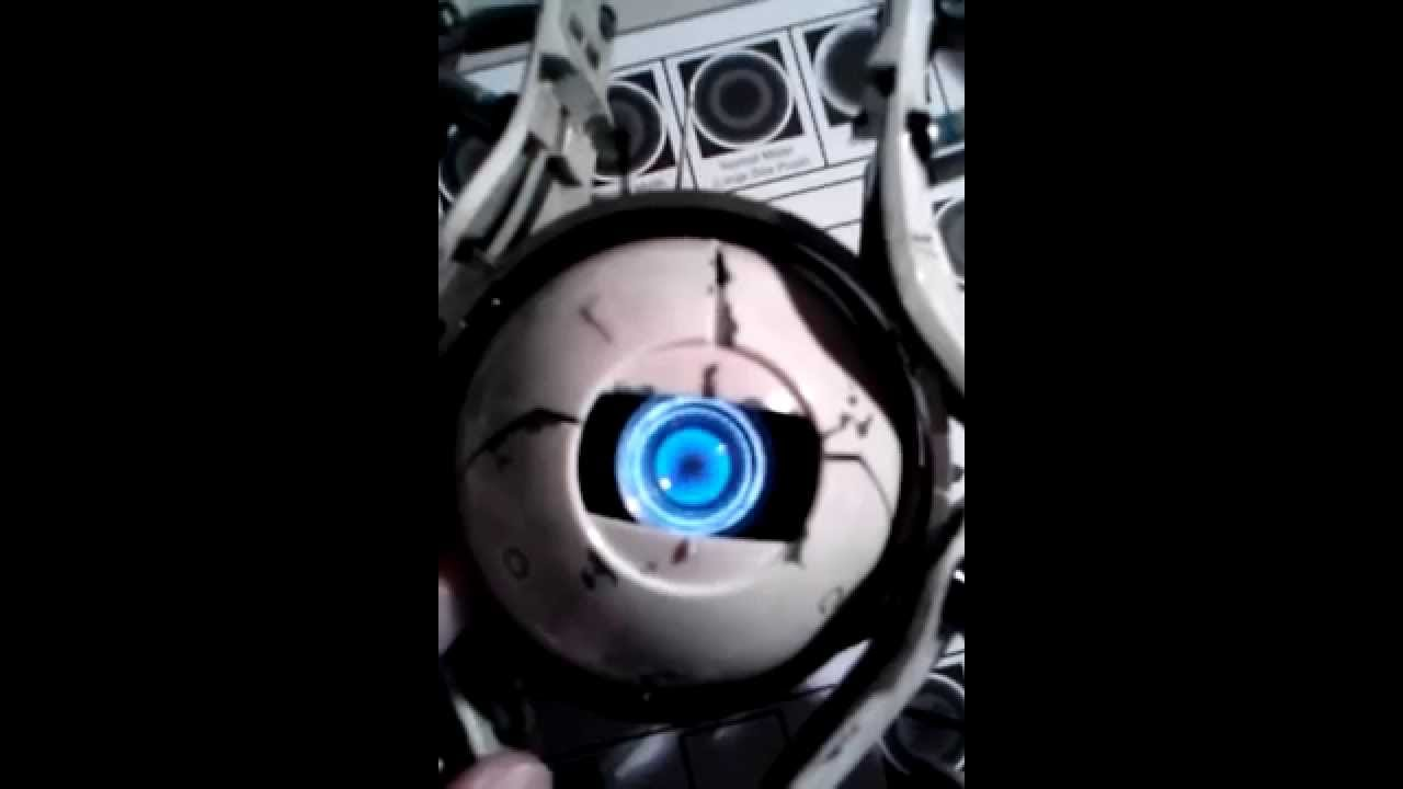 how to make robot eyes