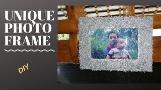 DIY Unique Photo Frame