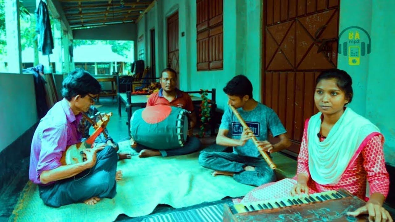 পাইনা কেন আমি তোমার দর্শন | New Bangla Folk Song | সুরভী রায়