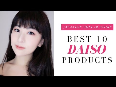 Top 10 Things To Buy At Japanese Dollar Store - Daiso | JAPAN SHOPPING GUIDE