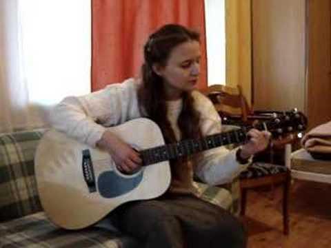 Russian Guitar Ballad Song