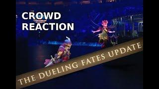 Dota 2 TI7 Duelling Fates Hero Reveal Trailer (Crowd Reaction)