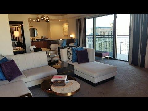 Cosmopolitan Las Vegas - Wraparound Terrace Fountain View Suite #5778, Boulevard (East) Tower