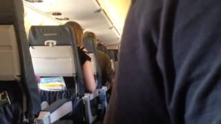 Man Removed Off Plane Over Service Dog Dispute!