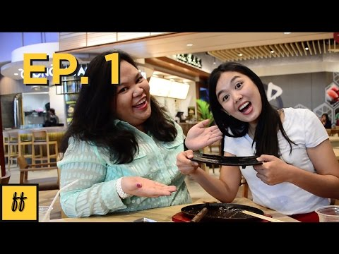 [Food Review] AEON Mall - Ep. 1 | FUNFAT PRODUCTION