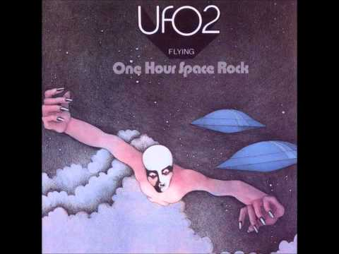 UFO - Silver Bird