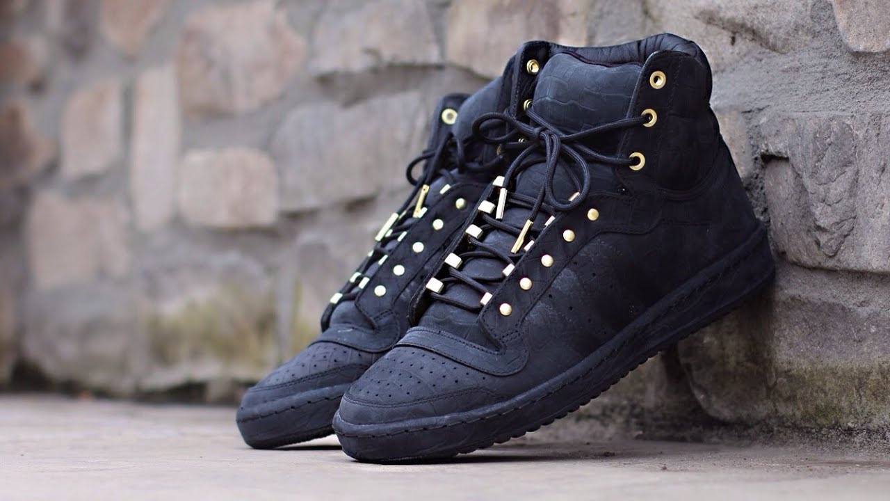 2 Chainz x Adidas Top Ten Hi