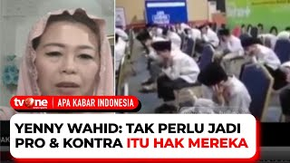 Download Respon MUI Video Santri Tutup Telinga, Yenny Wahid: Jangan Mudah Melebeli! | AKIM tvOne
