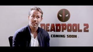 【死侍2 Deadpool 2】葛仲珊首爾專訪萊恩萊諾斯 Interview with Ryan Reynolds @Seoul