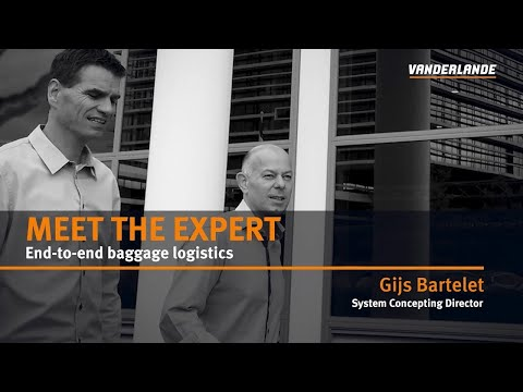 Meet the Expert vlog #4a | End-to-end baggage logistics: AVs and robots