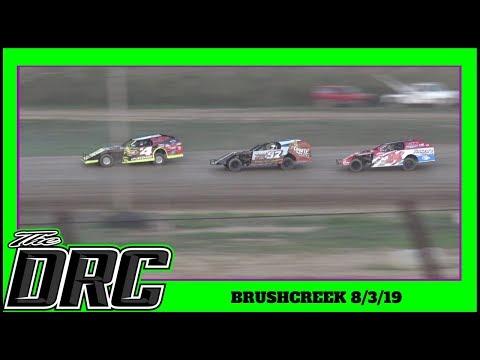 Brushcreek Motorsports Complex | 8/3/19 | Sport Mods | Feature