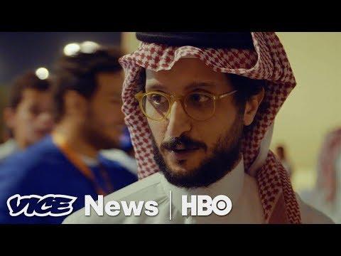 Building Saudi Arabia's First Movie Theatre (HBO)