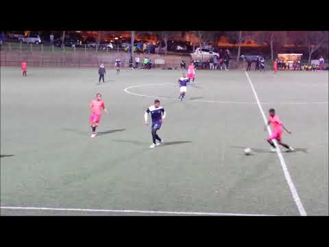 Grove Soccer Academy Vs University of Cape Town