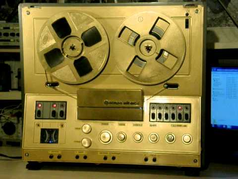 reel tape recorder Магнитофон