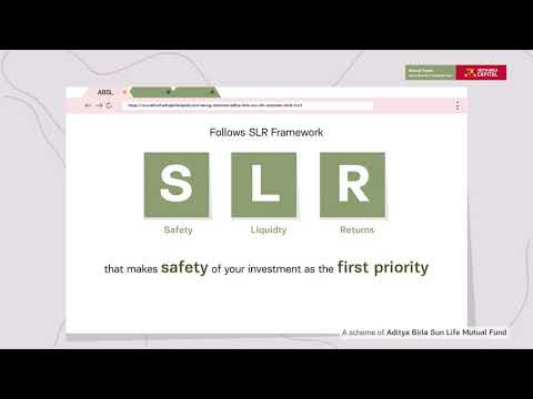 ABSL Corporate Bond Fund Video-English