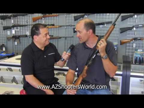 Shotgun by Legacy Sports and Hatsan 20 guage The Firearms Channel Weapon Review