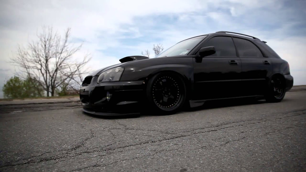 Jake S 2004 Subaru Wrx Wagon Youtube