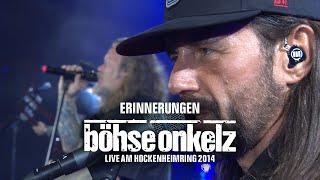 Böhse Onkelz - Erinnerungen (Live am Hockenheimring 2014)