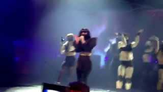 lady gaga   aura   live in london itunes festival