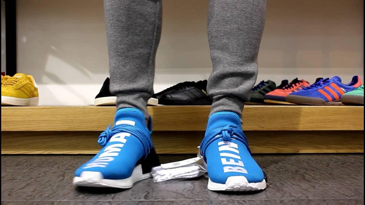 buy popular 4270f 846e8 Обзор adidas Human Race Pharrell Williams NMD