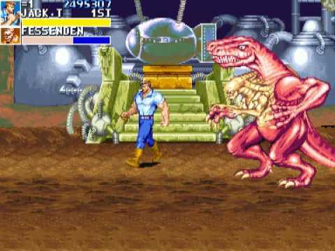 Cadillacs Dinosaurs Final Boss Fessenden No Damage Youtube En el siglo xxvi, los dinosaurios han regresado a la tierra. cadillacs dinosaurs final boss fessenden no damage