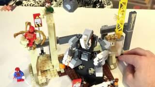 Обзор Lego Super Heroes 76037 Лего Рино и Песочный человек. В продаже на TOY.RU(, 2015-07-09T08:17:57.000Z)