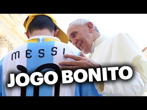 Jogo Bendito Papa Francisco Comercial De Tyc Sports