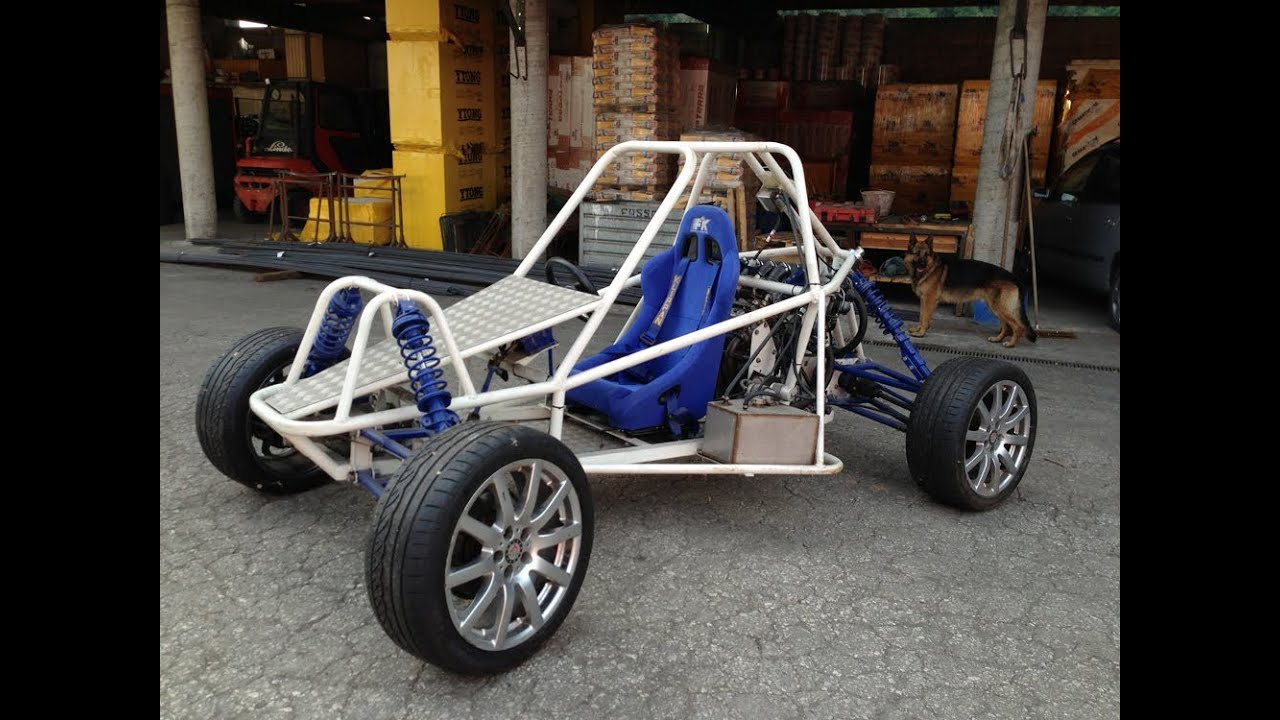 Self Build Buggy Auer Fx 1 Gob Bozen 2 Youtube