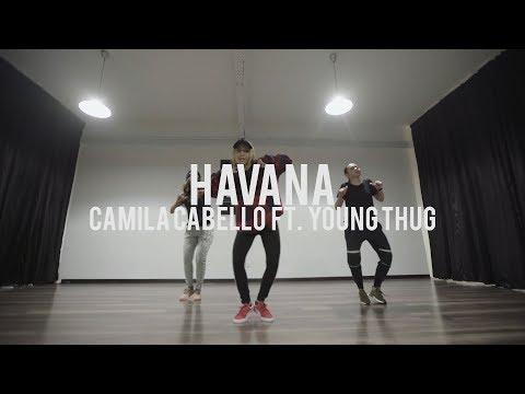 Havana - Camila Cabello ft. Young Thug | Manggis Choreography