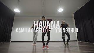 Havana - Camila Cabello Ft. Young Thug   Manggis Choreography
