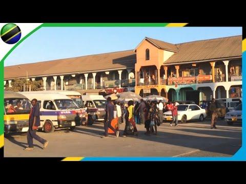 Mbeya town - Tanzania landscape