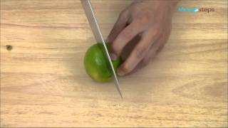 Как сделать фруктовый салат.